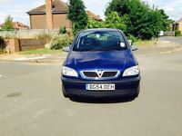 ZAFIRA 2005-1.6 MANUAL IMMACULATE-1 OWNERS-FULL SERVICE-MOT-START RUNS LIKE NEW-VERY CLEAN IN OUT