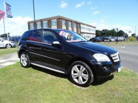 2010 Mercedes-Benz M Class 3.0 ML300 CDI BlueEFFICIENCY Sport 7G-Tronic 5dr