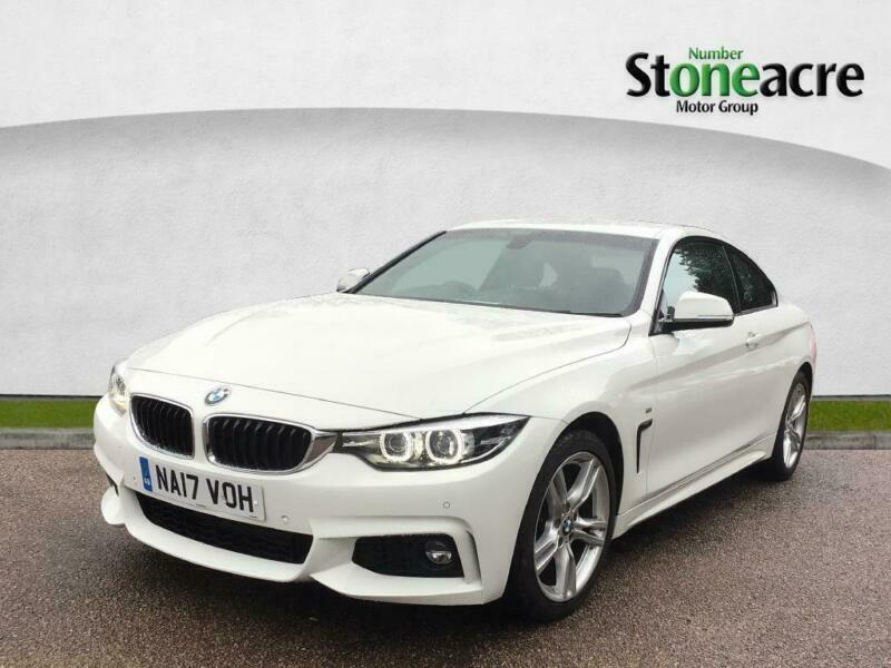 2017 BMW 4 Series 420i M Sport Coupe | in Peterborough, Cambridgeshire |  Gumtree