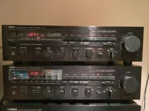 Yamaha R-5 and R-7 Stereo Receiver ********$ 45 and $79