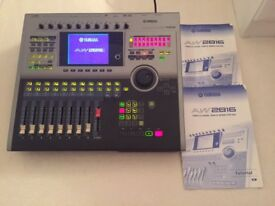 Yamaha Audio Work Station Mixer Mint Condition