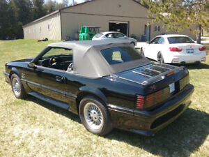 1988 Ford  Mustang GT Convertable