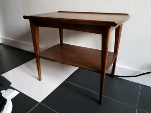 Make me an offer - Mid Century Modern Side Table