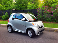 2013 Smart Fortwo Passion (17000km seulement)