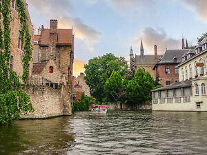 10 nights in Belgium with Air from Saint John Oct 4-15, 2018