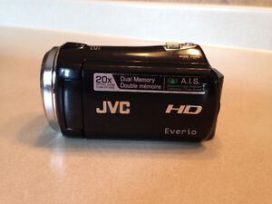 JVC HD Everio GZ-HM300 Camcorder