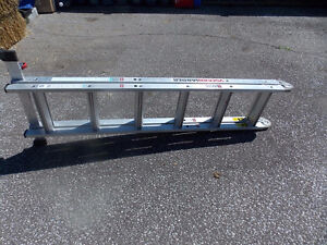 12 Ft. Aluminum Extension and Step Ladder