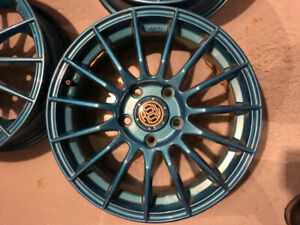 """4 Mags RSSW 16"""" a vendre"""