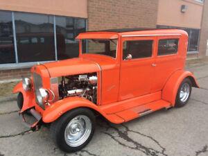 Hotrod Hudson 1930....très rare