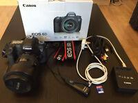 Canon EOS 6D kit incl. 24-105mm lens