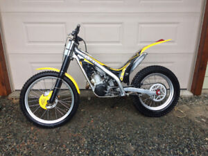 Trials Bike Gas Gas