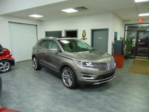 Lincoln MKC Pneus d'hiver inclus - winter tires included 2016