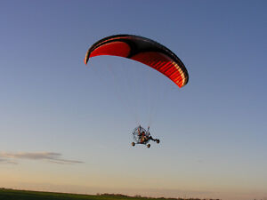 PARAMOTOR COMPLETE PACKAGE
