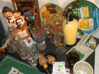 Online Auction collectibles, toys, household lots start @ $2