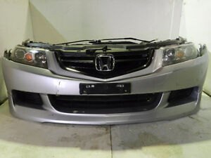 ACURA TSX 2004-2008 2.4L CL9 NOSECUT FENDER HOOD HEADLIGHT