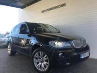 2009 BMW X5 3.0 35d M Sport SUV 5dr Diesel Automatic xDrive (216 g/km, 286