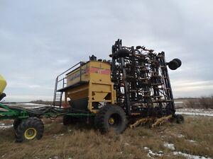 Seed Master with JD 550 Moose Jaw Regina Area image 8