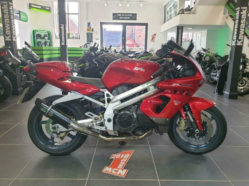 2001 Aprilia SL1000 Falco Motorcycle - THIS BIKE IS NOW ...