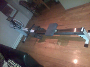 Rowing machine - top of the line $1000 off new