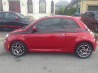 2012 Fiat 500 Coupe (2 door)