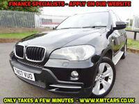 2007 BMW X5 3.0d auto SE - KMT Cars