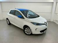 2015 Renault Zoe Q210 i-Dynamique Zen Owned Battery, Battery Owned Auto Hatchbac