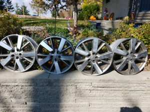 20 inch rims CHEAP!