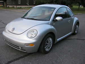 2001 Volkswagen Beetle E-TESTED SAFETY $2950 firm