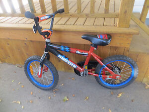 "Boy's 16"" bicycle for sale"