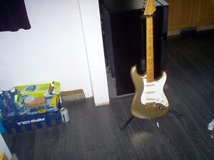 Mint Fender Classic Vibe 50's 60th Anniversay Stratocaster