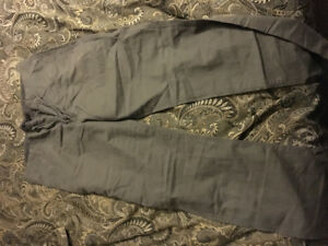 Banana Republic green dress pants size 33x32 for sale!