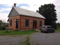 Carleton Place/Almonte Log home w/multiple income streams