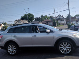 2008 Mazda cx9, 7 seater leather Navi ,Bluetooth ,DVD only $6499