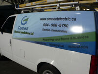 Licensed Electrician 604-710-6714