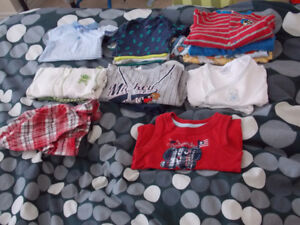 Baby Boy Clothing Size 6-9 months (excellent condition)