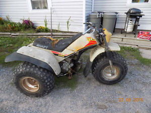 yamaha 3 wheelers for sale OFFER or TRADES