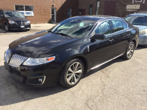 2009 Lincoln MKS AWD/NAVIGATION/FULLY LOADED