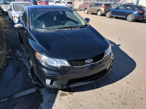 2010 Kia Forte Turbo