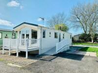 Used Static for sale on large plot with decking. Riverside, Southport