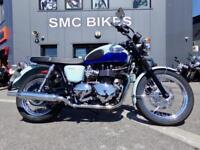 2010 Triumph Bonneville T100 - NATIONWIDE DELIVERY AVAILABLE