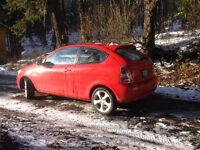 2010 Hyundai Accent Hatchback GL Sport w/Sunroof, must go asap!!