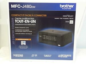 Brother MFC-J480dw, Imprimante tout-en-un avec fax  (all-in-one