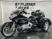 2001 Honda GL 1800 Goldwing Champion Trike with Easy Steer