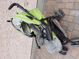 Peg Perego Plicko P3 stroller