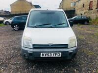 Ford Transit Connect 1.8TDdi ( 75PS ) Low Roof Van T200 SWB LX 12 Months Mot