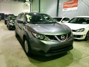 Nissan Qashqai FWD 4dr 2017