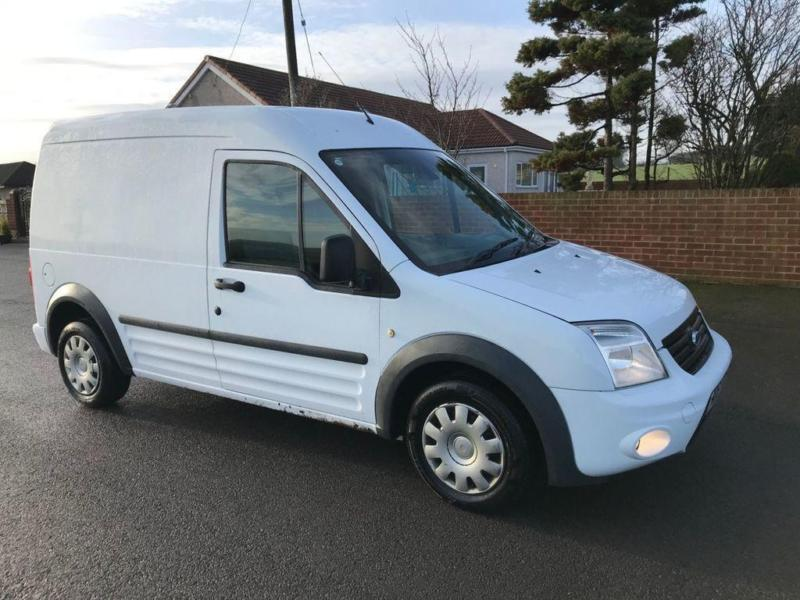 bf928e0aa6 2011 61 ford transit connect 1.8 t230 trend 90 bhp lwb high roof diesel