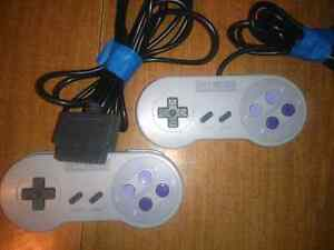 Original Super Nintendo Controllers Kitchener / Waterloo Kitchener Area image 1