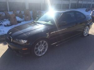 2004 BMW 330ci with M sport package