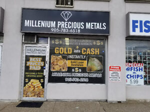 want more for Your Gold?Come visit us for the best value in town